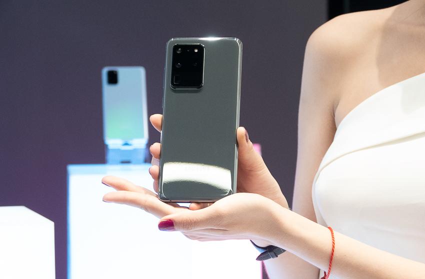Galaxy S20 series ra mắt tại Việt Nam - 6