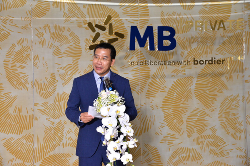 MB ra mắt dịch vụ Private Banking chuẩn Thụy Sỹ tại Việt Nam - 3