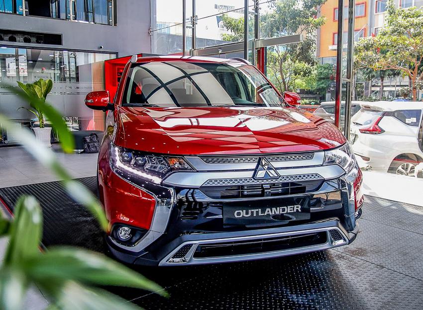 Mitsubishi Việt Nam ra mắt Outlander 2020, ưu đãi đến 50 triệu đồng - 12