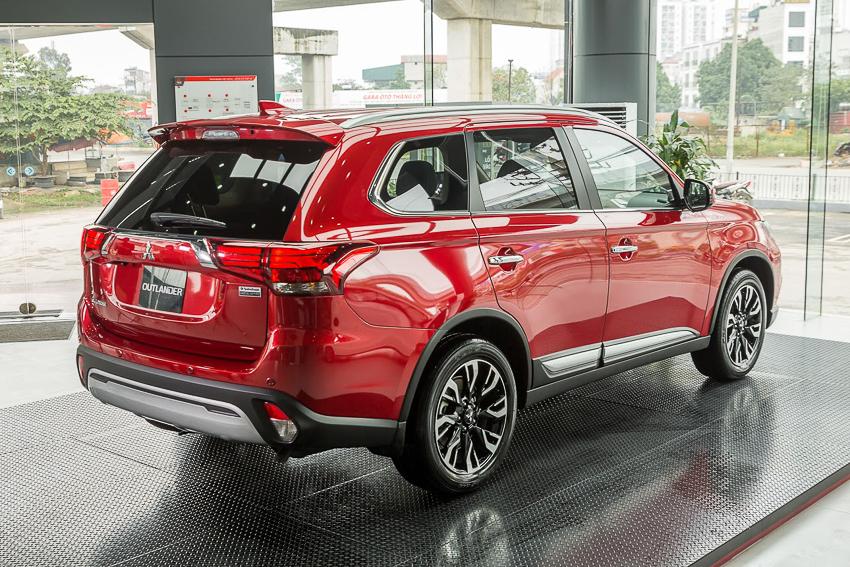 Mitsubishi Việt Nam ra mắt Outlander 2020, ưu đãi đến 50 triệu đồng - 18