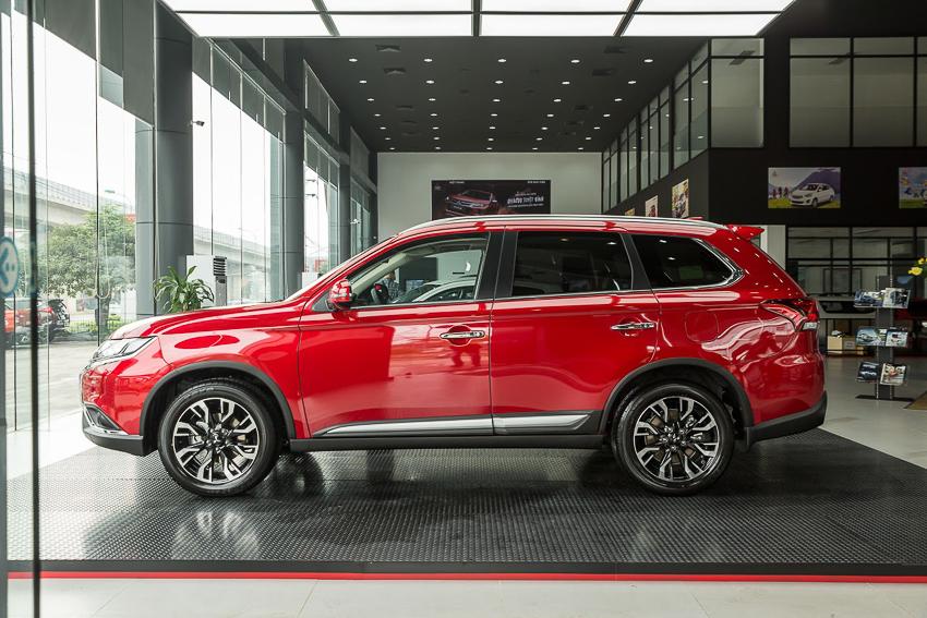 Mitsubishi Việt Nam ra mắt Outlander 2020, ưu đãi đến 50 triệu đồng - 2