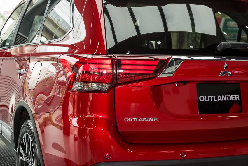 Mitsubishi Việt Nam ra mắt Outlander 2020, ưu đãi đến 50 triệu đồng - 20