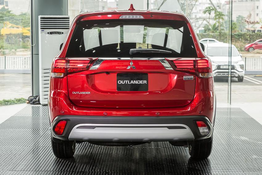 Mitsubishi Việt Nam ra mắt Outlander 2020, ưu đãi đến 50 triệu đồng - 23