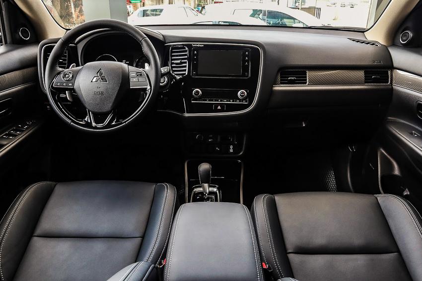 Mitsubishi Việt Nam ra mắt Outlander 2020, ưu đãi đến 50 triệu đồng - 47