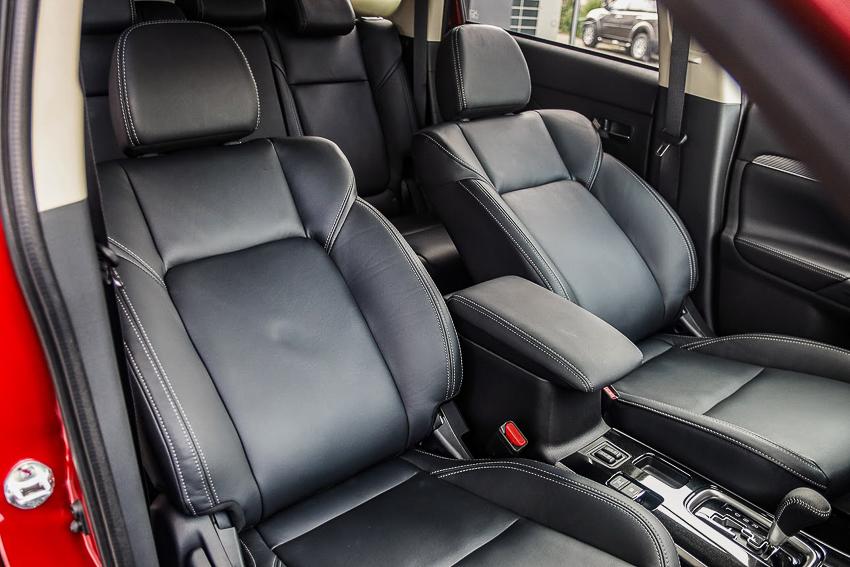 Mitsubishi Việt Nam ra mắt Outlander 2020, ưu đãi đến 50 triệu đồng - 50