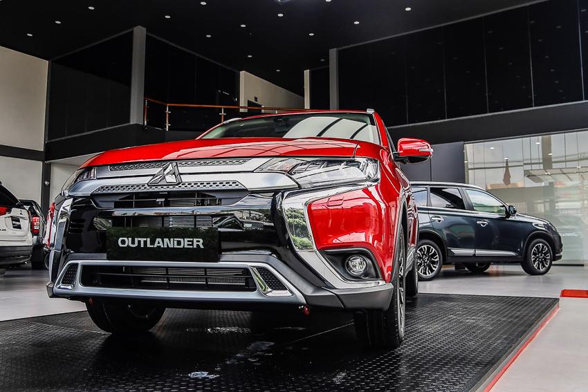 Mitsubishi Việt Nam ra mắt Outlander 2020, ưu đãi đến 50 triệu đồng - 8