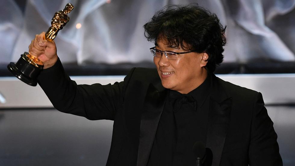 Lần đầu tiên trong lịch sử Oscar, Parasite, một phim châu Á giành giải phim hay nhất - 2