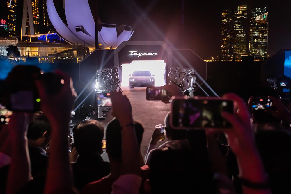 Porsche Châu Á Thái Bình Dương kết thúc năm 2019 với tổng doanh số 3.025 xe - 5