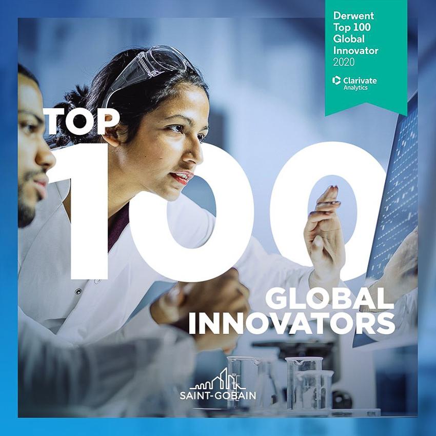Saint-Gobain được vinh danh trong Top 100 Công ty sáng tạo toàn cầu - 2