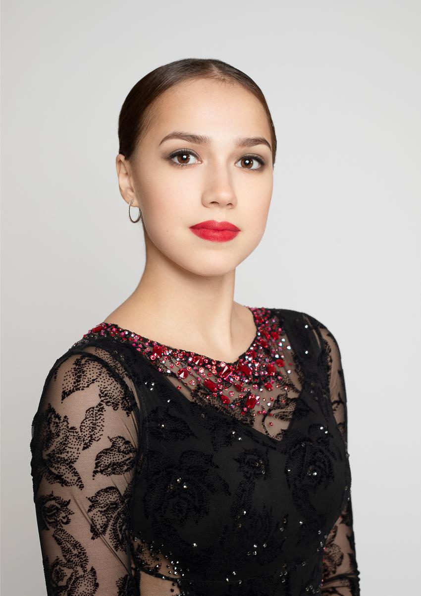 Shiseido cùng vận động viên trượt băng nghệ thuật Alina Zagitova ra mắt BST makeup mới - 11