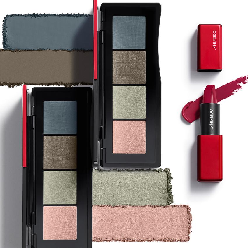 Shiseido cùng vận động viên trượt băng nghệ thuật Alina Zagitova ra mắt BST makeup mới - 15