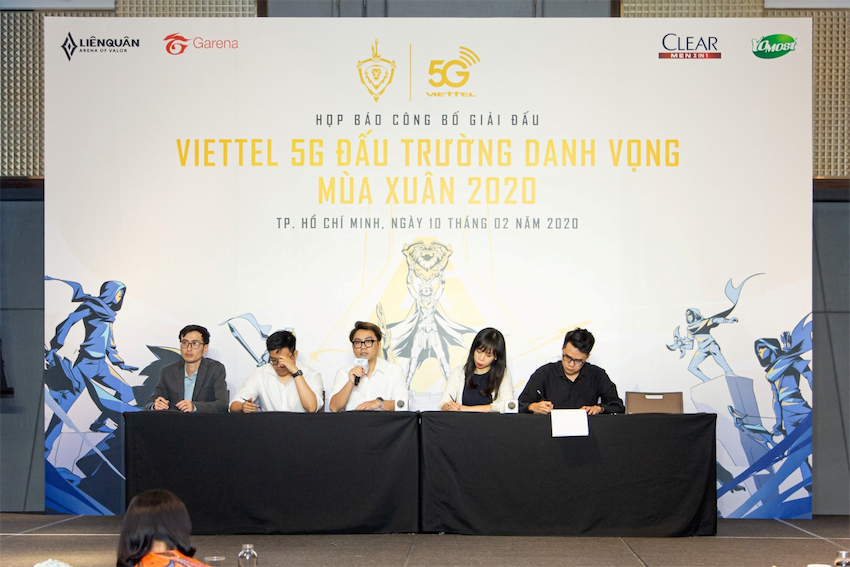 """Công bố giải đấu """"Viettel 5G Đấu Trường Danh Vọng mùa Xuân 2020"""" - 4"""