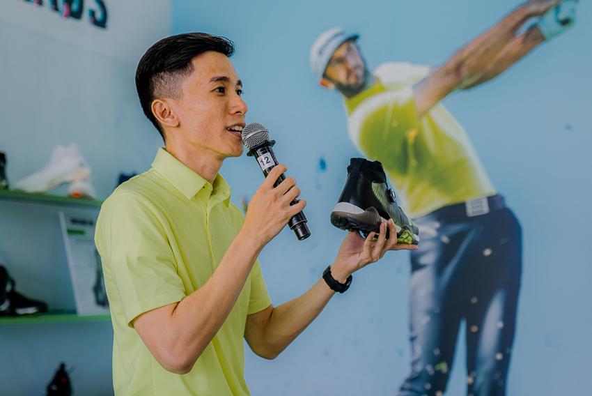 adidas Golf thay đổi cuộc chơi với sản phẩm CODECHAOS mới - 1