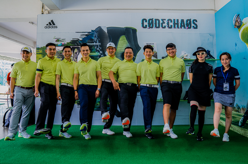 adidas Golf thay đổi cuộc chơi với sản phẩm CODECHAOS mới - 2