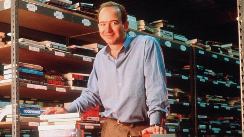 Amazon bước vào tuổi 25, câu chuyện của người khổng lồ -8