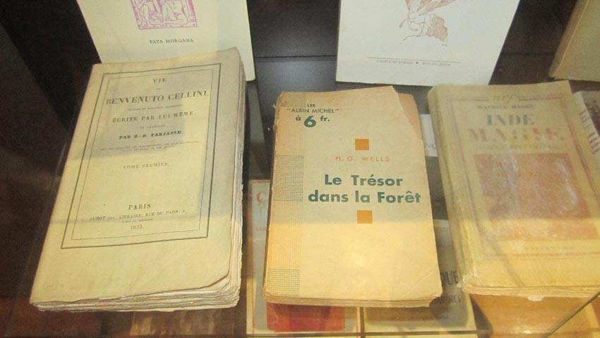 Ấn tượng thư viện quốc gia Pháp -10