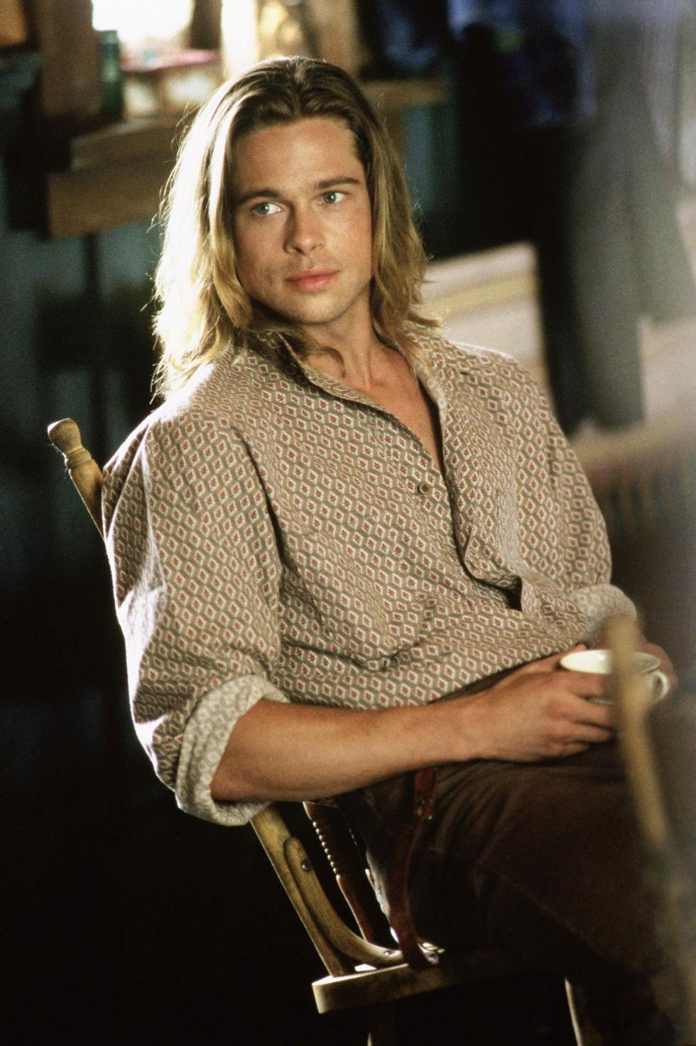 Brad Pitt: Vì sao Oscar muộn màng đến vậy? - 05
