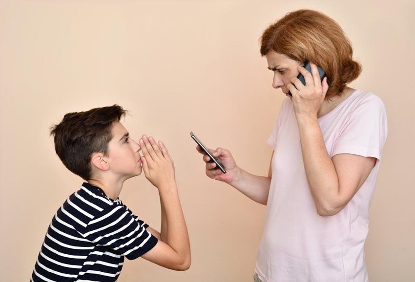 Điện thoại thông minh, trẻ em và cha mẹ -3