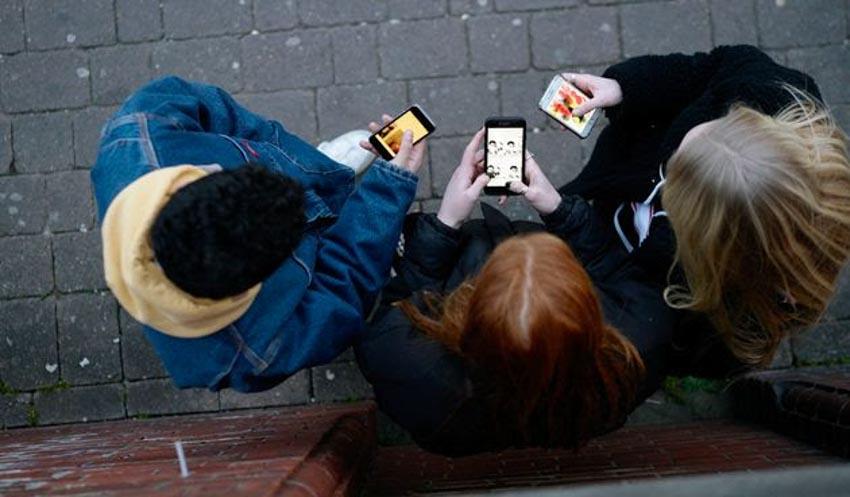 Điện thoại thông minh, trẻ em và cha mẹ -5