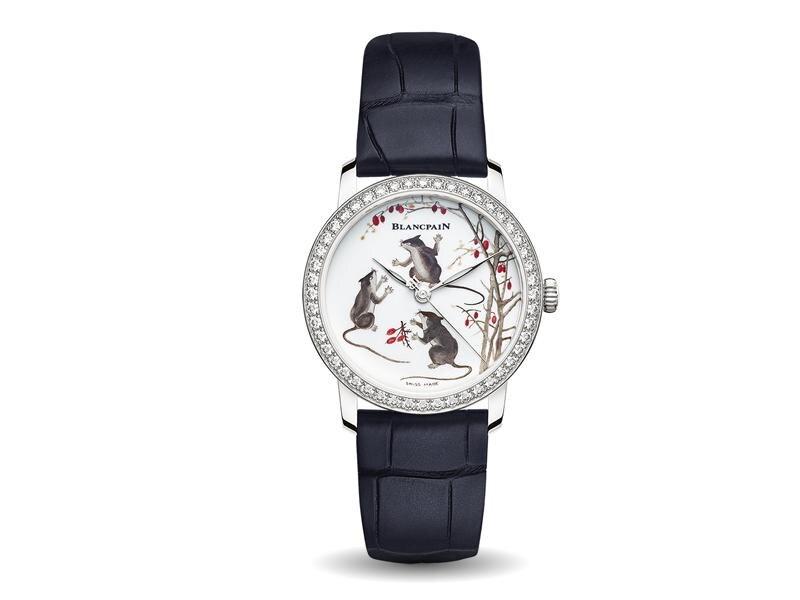 8 mẫu đồng hồ mang hình chuột đặc sắc chào đón năm Canh Tý - 2