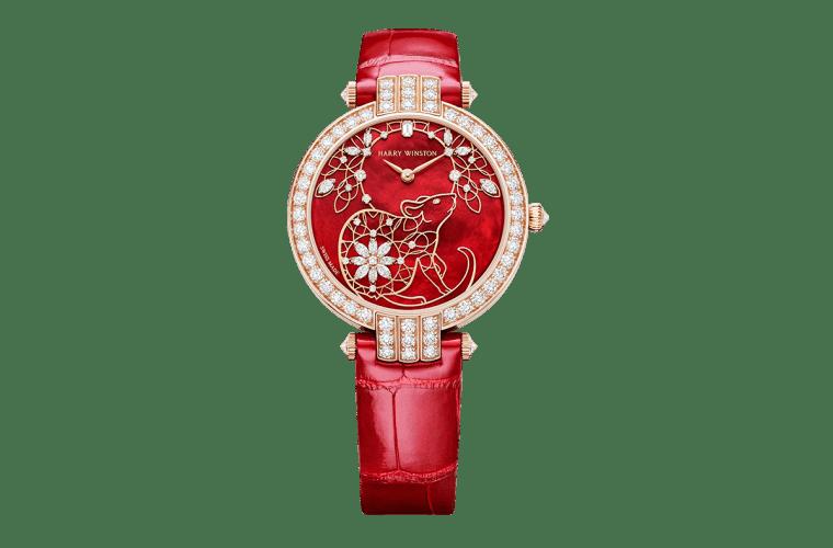 8 mẫu đồng hồ mang hình chuột đặc sắc chào đón năm Canh Tý - 4