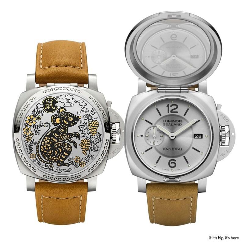 8 mẫu đồng hồ mang hình chuột đặc sắc chào đón năm Canh Tý - 6