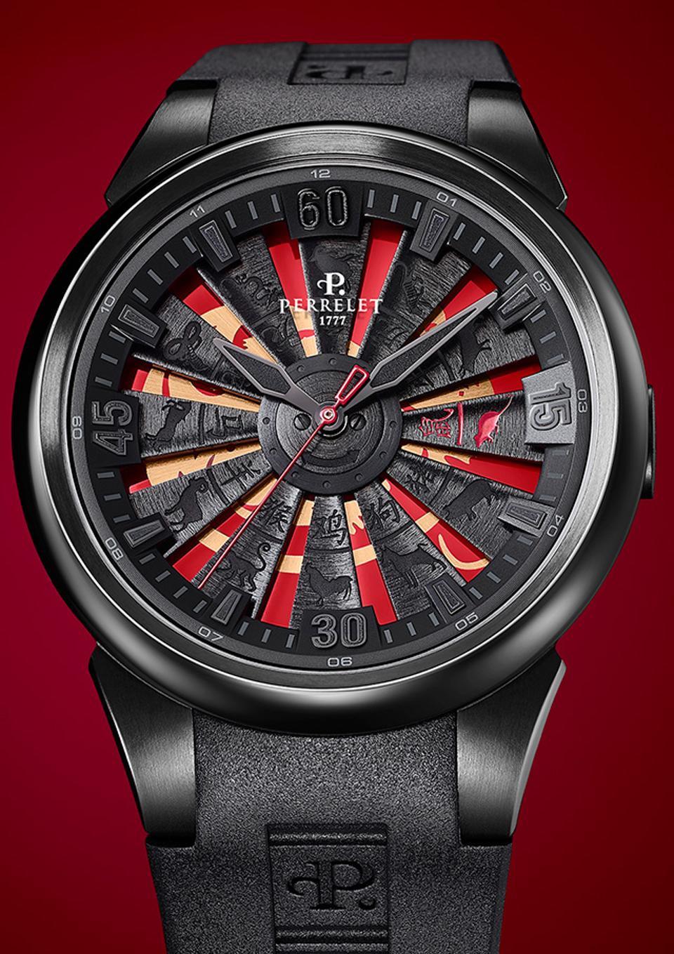 8 mẫu đồng hồ mang hình chuột đặc sắc chào đón năm Canh Tý - 7