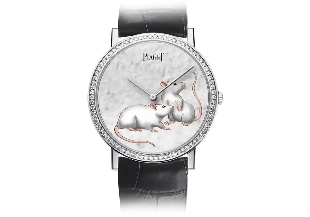 8 mẫu đồng hồ mang hình chuột đặc sắc chào đón năm Canh Tý - 8