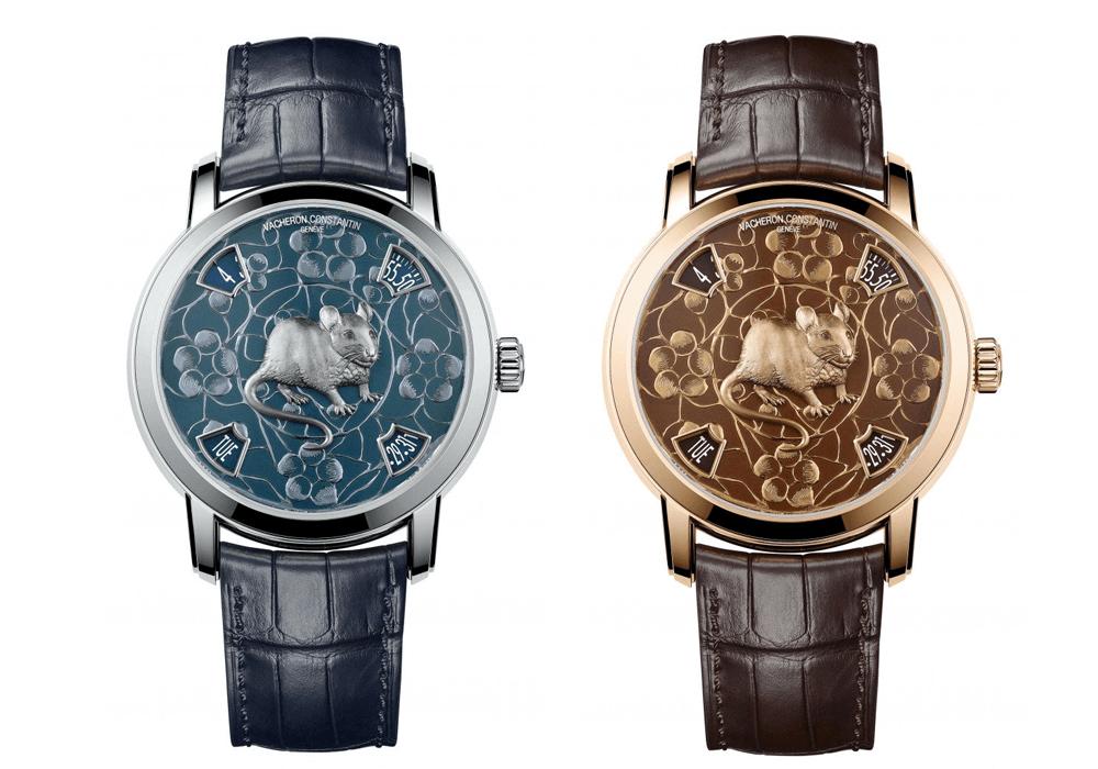 8 mẫu đồng hồ mang hình chuột đặc sắc chào đón năm Canh Tý - 9