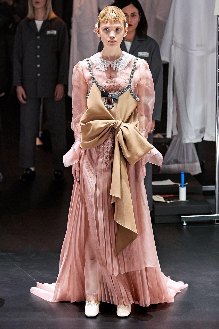 Show diễn BST Thu Đông 2020 gây ấn tượng của Gucci tại Milan Fashion Week - 15