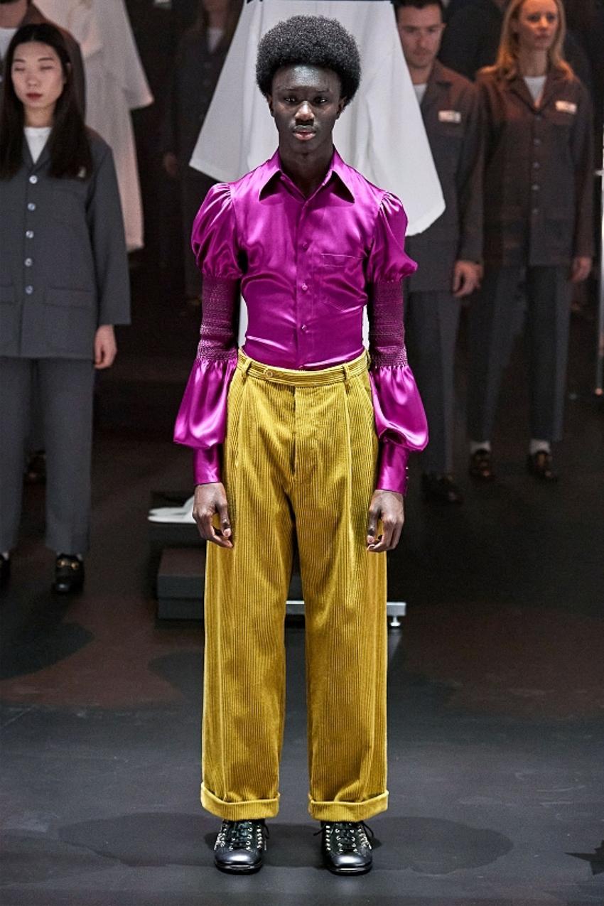 Show diễn BST Thu Đông 2020 gây ấn tượng của Gucci tại Milan Fashion Week - 18