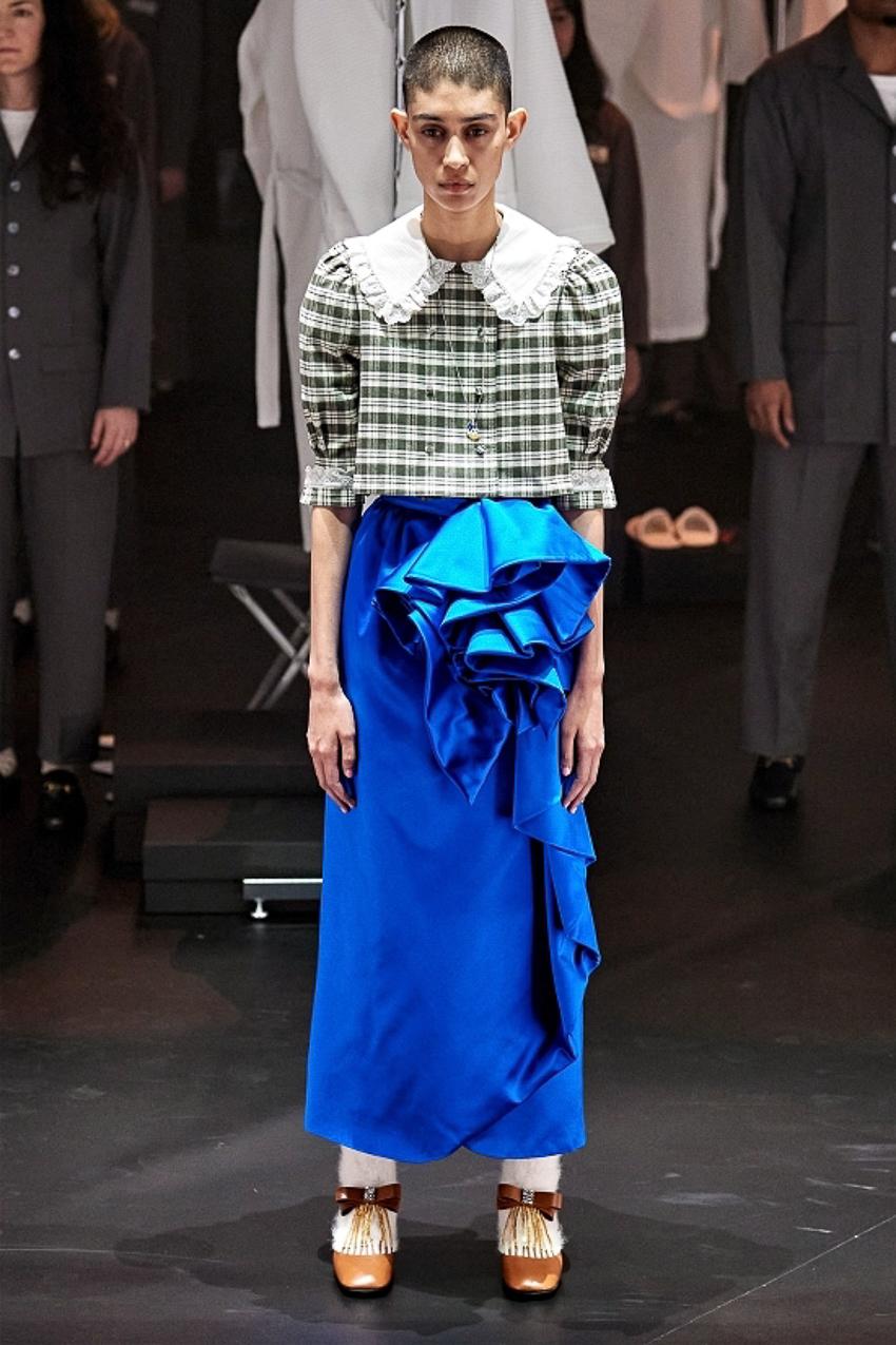 Show diễn BST Thu Đông 2020 gây ấn tượng của Gucci tại Milan Fashion Week - 19