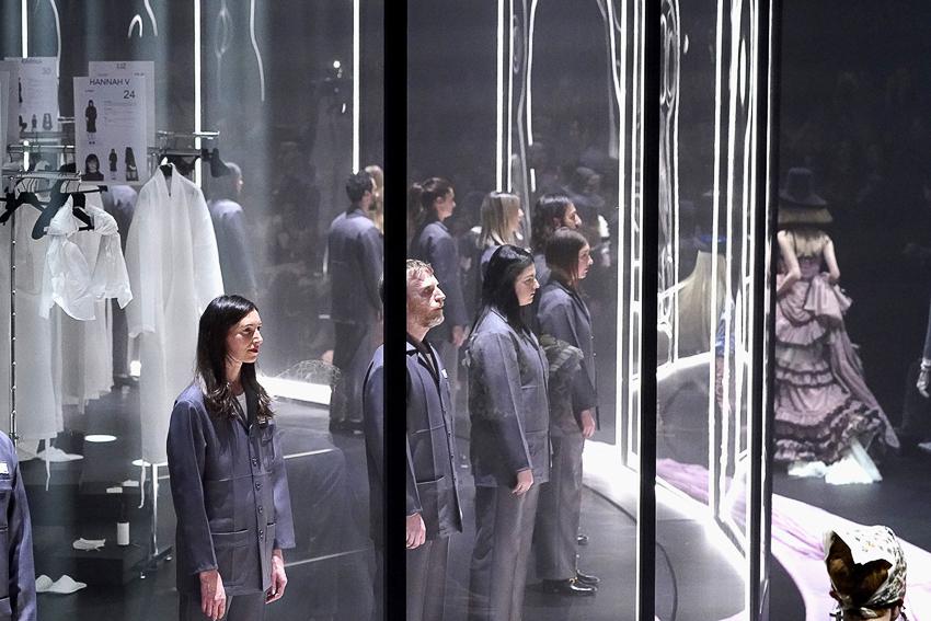 Show diễn BST Thu Đông 2020 gây ấn tượng của Gucci tại Milan Fashion Week - 8