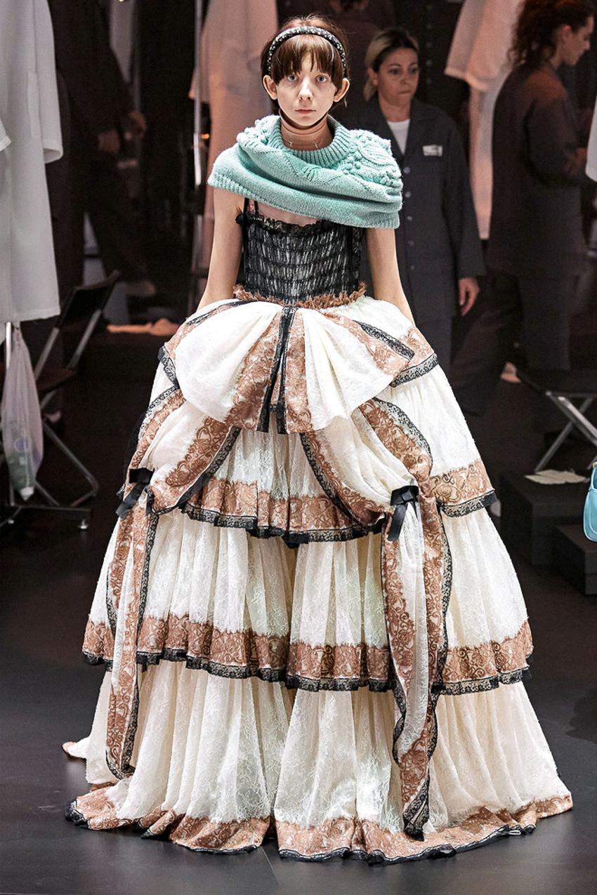 Show diễn BST Thu Đông 2020 gây ấn tượng của Gucci tại Milan Fashion Week - 9