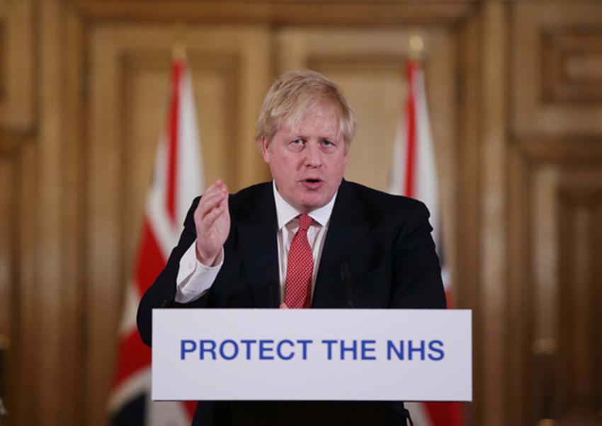 Dịch COVID-19 sáng 6-4: Thủ tướng Anh nhập viện, Pháp, Ý, Tây Ban Nha giảm số ca nhiễm, tử vong - Ảnh 2