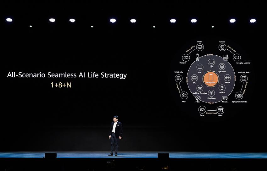 Huawei Mate Xs chính thức ra mắt tại Tây Ban Nha - 10