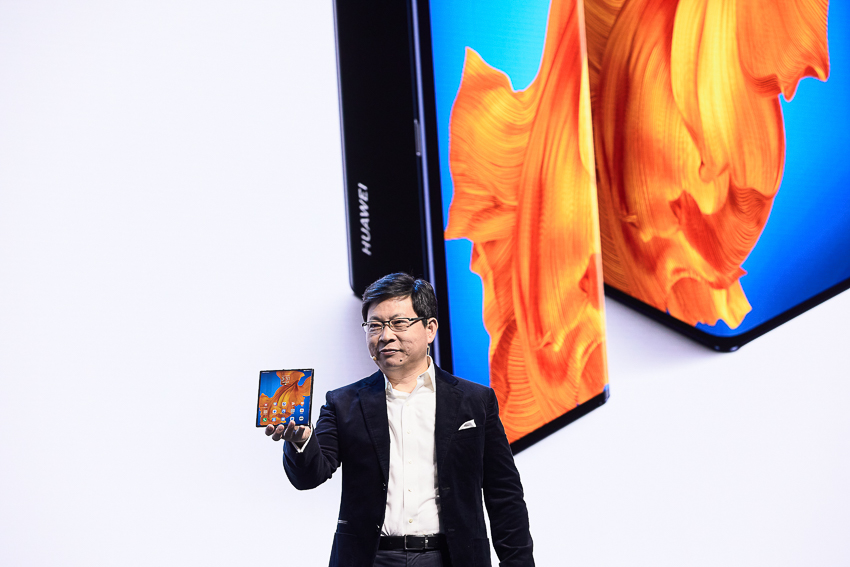 Huawei Mate Xs chính thức ra mắt tại Tây Ban Nha - 12
