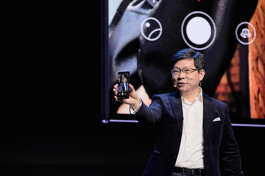 Huawei Mate Xs chính thức ra mắt tại Tây Ban Nha - 14
