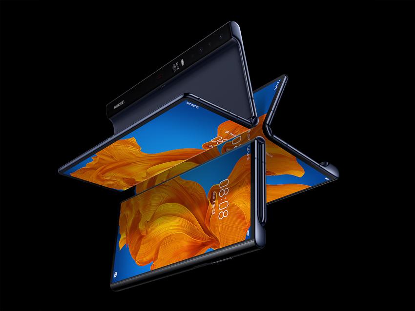 Huawei Mate Xs chính thức ra mắt tại Tây Ban Nha - 2