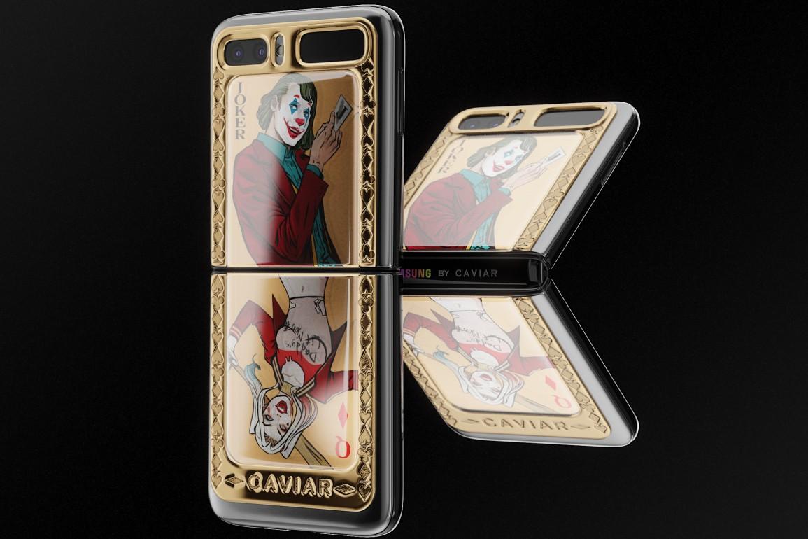 Samsung Galaxy Z Flip phiên bản Joker và Harley Quinn- 8