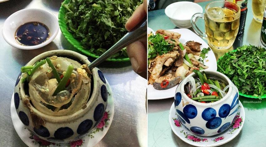 Mắt cá ngừ đại dương và 5 món ngon ở Phú Yên -1