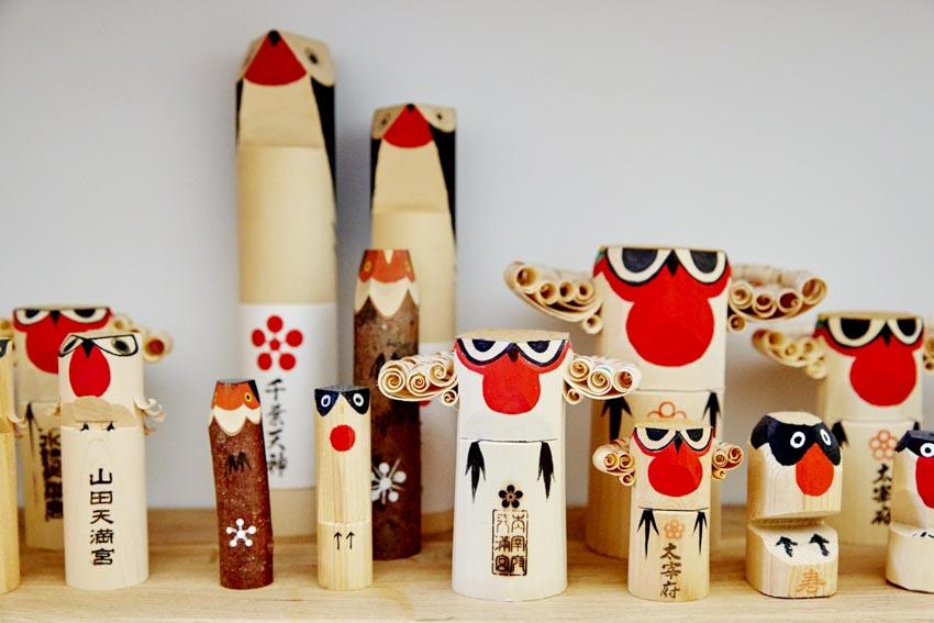 Những biểu tượng tài lộc ở Nhật Bản -13