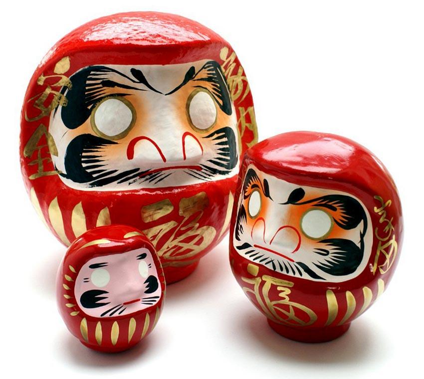 Những biểu tượng tài lộc ở Nhật Bản -5
