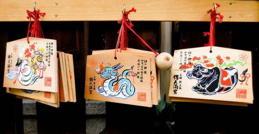 Những biểu tượng tài lộc ở Nhật Bản -23