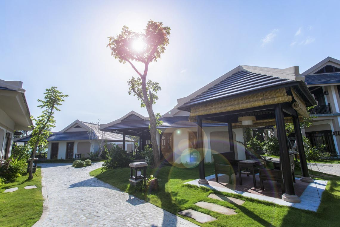 """""""Mách bạn"""" những resort đẹp ở Phú Quốc cho chuyến du lịch khai xuân 2020 -7"""