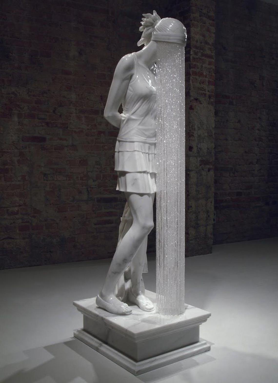 Những tác phẩm điêu khắc khiến phải suy ngẫm -11