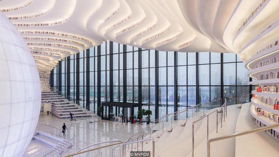 Những thư viện độc đáo nhất thế giới -8