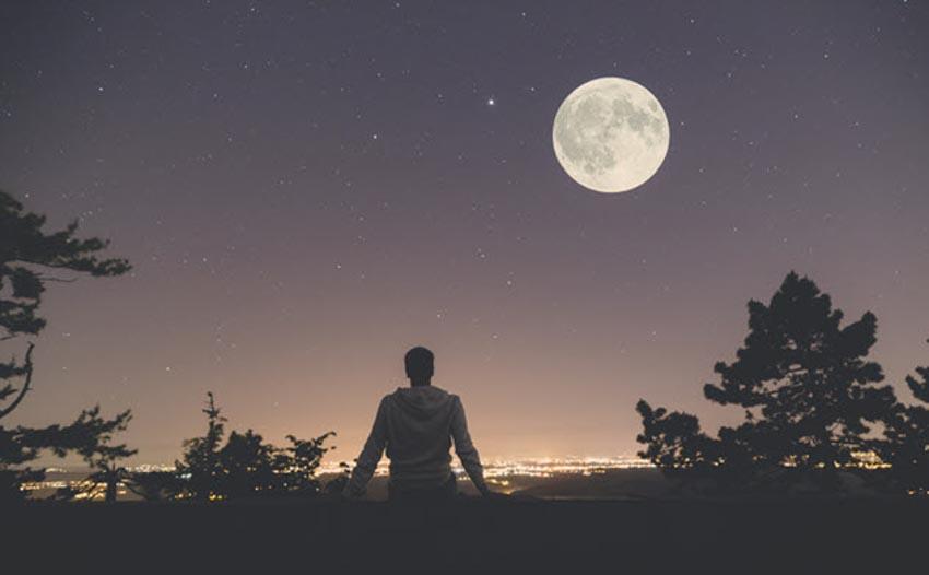 Trái đất sẽ ra sao nếu không có mặt trăng? -1