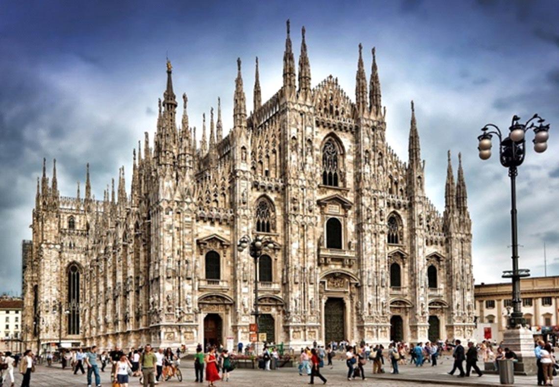 Venice - thành phố của huyền thoại và tình yêu -1