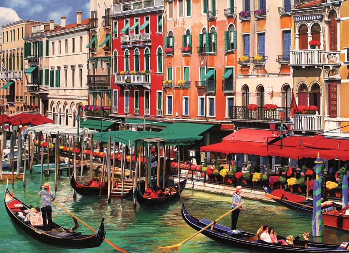 Venice - thành phố của huyền thoại và tình yêu -3